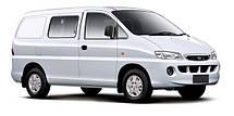 Лобове скло Hyundai H-200 1997-2007