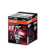 Автолампа галогеновая H4 Osram Night Breaker Unlimited (Осрам) 60/55W +110% Света
