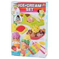 Набор для лепки Playgo Кафе-мороженое