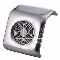 Настольная вытяжка (пылесос) Absorb Dust Machine на 23 Вт 240х200х120 мм серебро