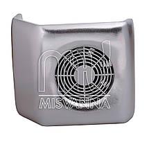 Настольная вытяжка (пылесос) Absorb Dust Machine на 23 Вт 240х200х120 мм серебро, фото 3