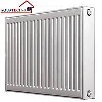Cтальной радиатор AQUATECHnik Lex 500x22x1100  (Турция), фото 1