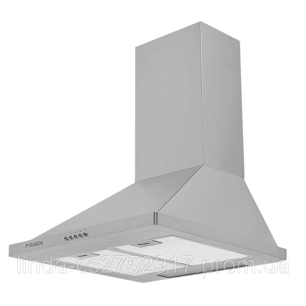 Кухонная вытяжка Pyramida KH нерж.сталь