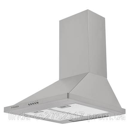 Кухонная вытяжка Pyramida KH нерж.сталь, фото 2