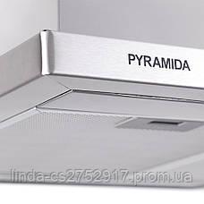 Кухонная вытяжка Pyramida KH нерж.сталь, фото 3