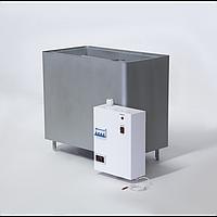 Электрокаменка для саун с электронным блоком управления 4 кВт
