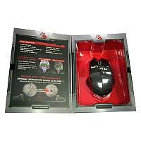 Игровая мышка А4Tech V8M Bloody USB black  100-3200dpi