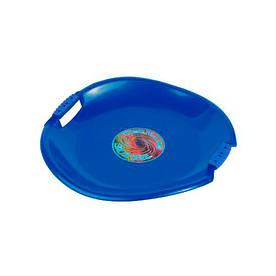 Санки-ледянка Plastkon Tornado Super синие
