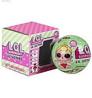 Кукла LOL 21407 (сюрприз)