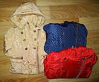 Куртки на девочку на синтепоне и меховой подкладке  Grace, 8-16 рр. арт G50956, фото 1