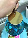 Новогодний прозрачный разъемный шар для конфет, фото 9