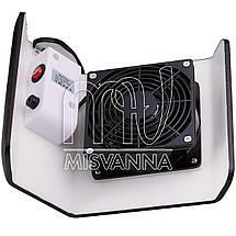 Настольная вытяжка (пылесос) Absorb Dust Machine на 23 Вт black 240х200х120 мм, фото 2