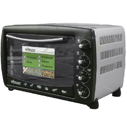 Духовка электрическая VIMAR VEO - 3922 на 39 литров , шашлычница + гриль + конвекция + подсветка