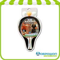 Теннисная ракетка Enebe SELECT TEAM (1 BAT, 3 BALLS and BAT COVER)
