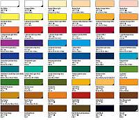 Масляная краска Ладога  46 мл Цвета разные