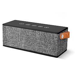 Портативная акустическая система Fresh 'N Rebel Brick чёрная