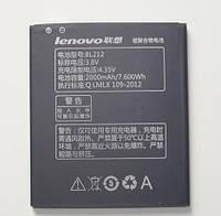 Аккумулятор Lenovo BL-212 / S898T 2000 mAh