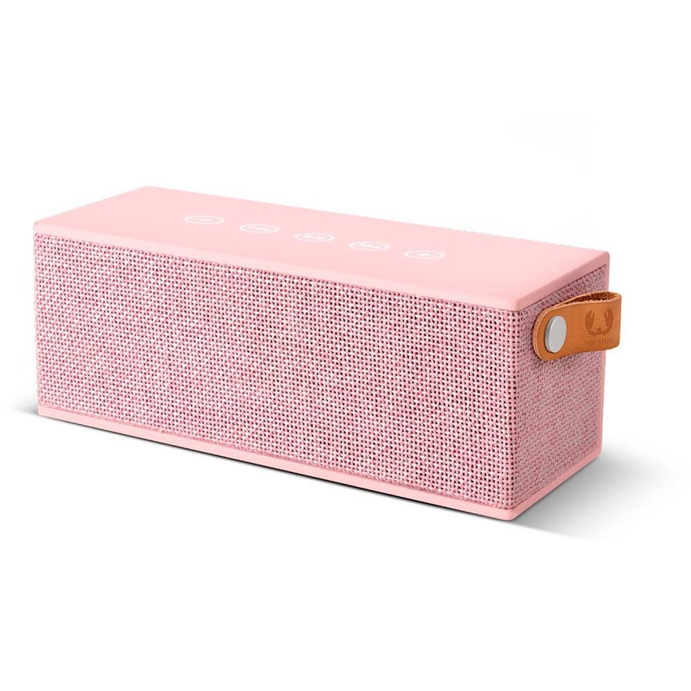 Портативная акустическая система Fresh 'N Rebel Brick розовая