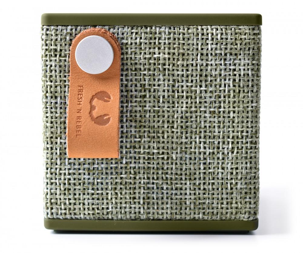 Портативная акустическая система Fresh 'N Rebel Cube зелёная
