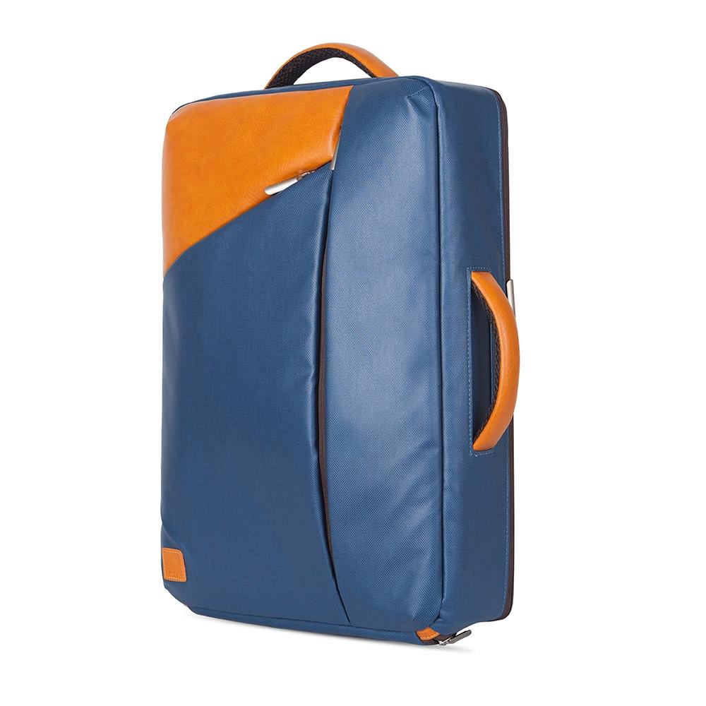 """Рюкзак Moshi Venturo для ноутбуков 15"""" синий, оранжевый"""