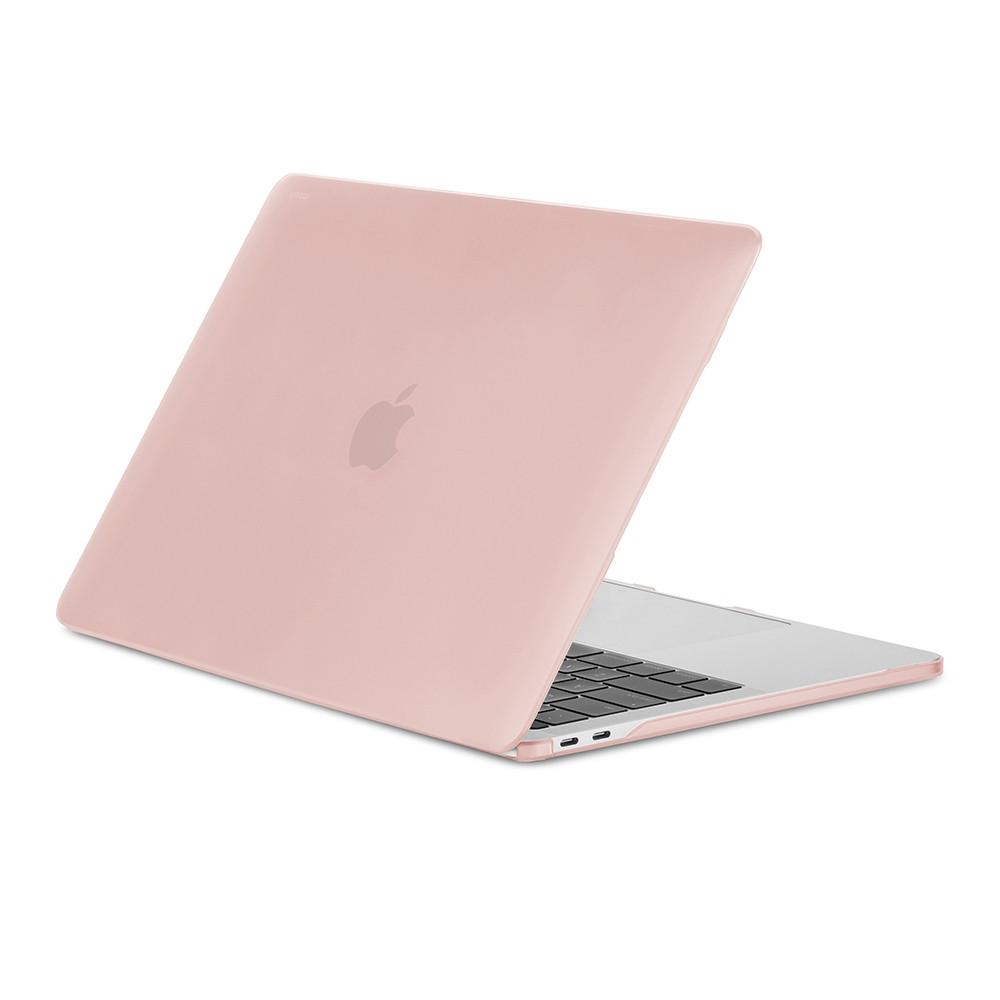 """Чехол-накладка Moshi iGlaze для MacBook Pro 13"""" with Touch Bar розовый"""