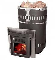Банные печь Feringer «Золотое сечение» «Малютка» до 16 м³ с открытой каменкой