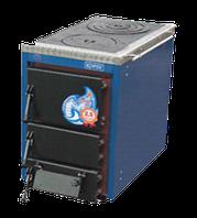 Твердопаливний котел з варильною плитою Корді АКТВ - 16, 16 кВт.