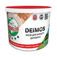 Препарат для древесины зеленый DEIMOS 1 кг