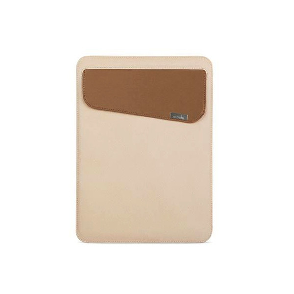 "Чехол-карман Moshi Muse 12 для Apple MacBook 12"" бежевый"
