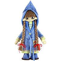 Набор для создания текстильной каркасной куклы Виолетта арт.К1055