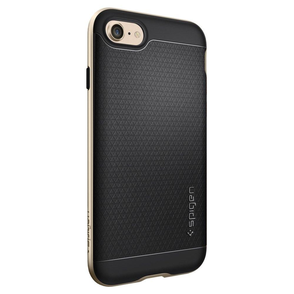 Чехол-накладка Spigen Neo Hybrid для Apple iPhone 7 золотистый