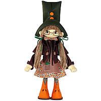Набор для создания текстильной каркасной куклы Гертруда арт.К1066