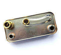 Теплообменник вторичный Hermann Micra 2, Supermicra 12 пластин  код: S015002479