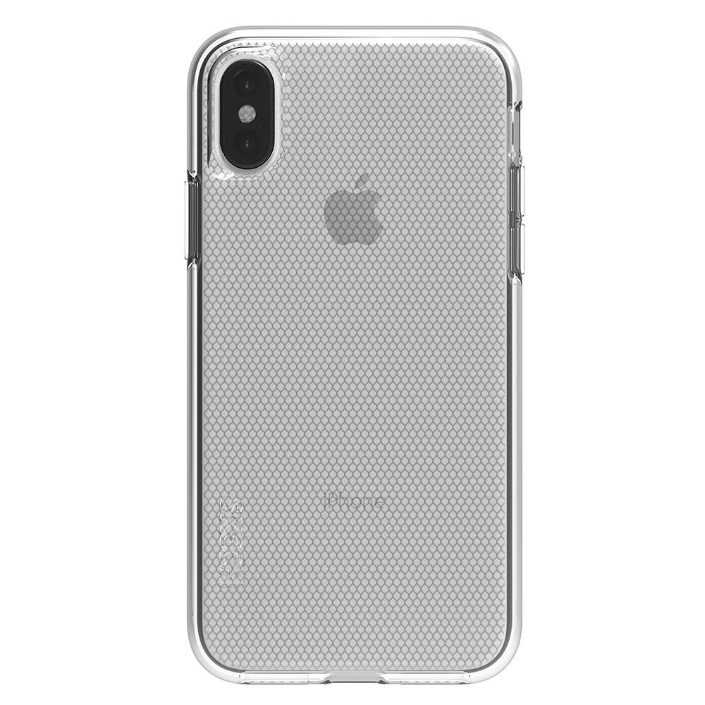 Чехол-накладка Skech Matrix для Apple iPhone X прозрачный