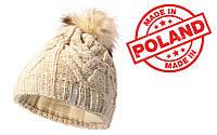 Зимняя женская теплая шапка METEOR LHOTSE (original) Польша