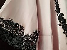 Женская ночная сорочка+халат. Кружево- 318-04 , фото 2