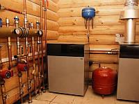 Установка твердотопливных, электрических, газовых котлов в Днепропетровске и области