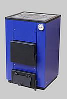Твердопаливний котел MaxiTerm 12 кВт. C варильною поверхнею!