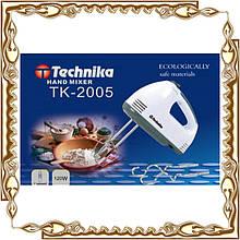 Миксер ручной Technika TK-2005 120 Вт.