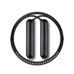 Скакалка Tangram Smart Rope S чёрная