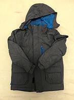 Детская зимняя,лыжная,термо куртка для мальчика