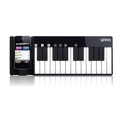 Синтезатор Gear4 PocketLoops Global для Apple iPhone 4/4S/iPod Touch 4G чёрный, белый