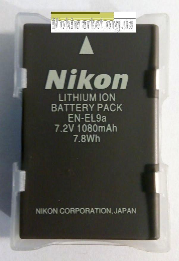 Акумуляторна батарея NICON EN-EL9a
