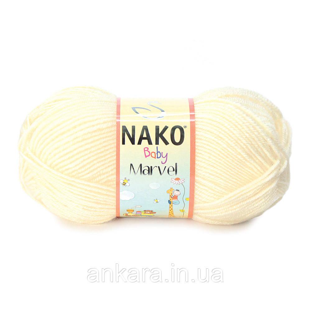 Пряжа Nako Baby Marvel 9029 (256)