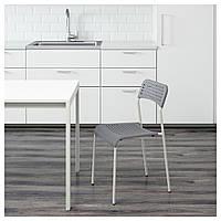 Кухонный стул ADDE серый