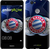 """Чехол на Huawei Nova Бавария Мюнхен 2 """"1562c-439-519"""""""