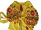 """Женская вышитая рубашка """"Норен"""" BD-0001, фото 3"""