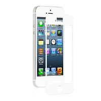 Защитная пленка для экрана Moshi iVisor XT для Apple iPhone SE/5S/5C/5 глянцевая, белая