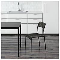 Кухонный стул ADDE черный