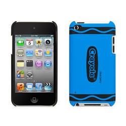 Чехол-накладка Griffin Crayon Classics для Apple iPod touch 4G синий